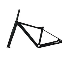 3K Carbon Fiber Mountain Bike Frame 27.5er T800 Carbon fiber MTB Frame Set Fork