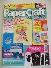 Magazine. The Card Maker's favourite! Paper Craft Inspirations. Issue 23 July'06