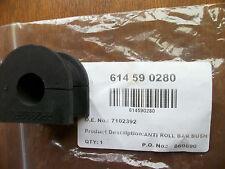 1x Escort Anteriore ARB Anti-Roll Bar Stabilizzatore Gomma/MOUNT BUSH O.E NUM 7102392