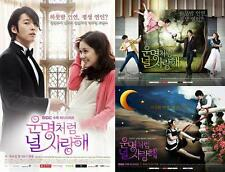 Fated to Love You Korean Drama DVD (4 or 5 DVDs)