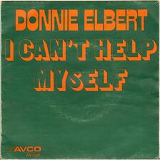 "DONNIE ELBERT ""I CAN'T HELP MYSELF"" NORTHERN SOUL 70'S SP"