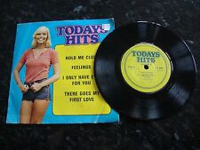 "Todays Hits Volume 3, 7"" Vinyl Record, 1975, AMD 3"