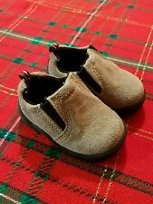 Toddler Slip on Shoes Size 2 Genuine Kids Boys Christmas Outfit Wear Nice