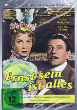 DVD NEU/OVP - Ernst sein ist alles - Michael Denison & Edith Evans