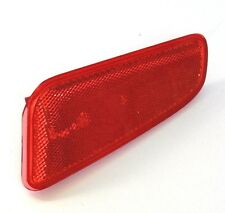 ALFA ROMEO [145] 1999-2000 REAR BUMPER O/S RIGHT SIDE RED REFLECTOR LIGHT LENS