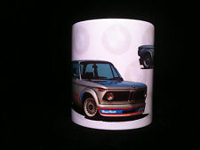 BMW 1602 2002 tii Classic car themed gift mug alpina drift