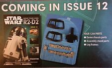 Build your own R2D2 Star Wars Huge 1.2 Scale ISSUE 12 Multiple Modes & Functions