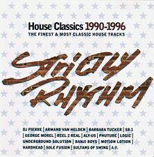 Boris Dlugosch Strictly rhythm house classics 1990-1996 (mix) [CD]