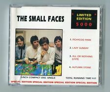 The Small Faces  3-INCH-cd-single  ITCHYCOO PARK +3 © 1988 limited edition