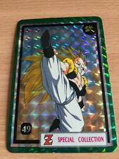 Carte Dragon Ball Z DBZ Special Collection Part 3 #49 Prisme MADE IN TAIWAN