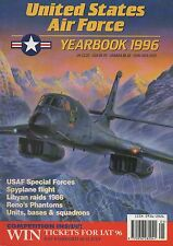 NELLIS AFB 561st Fighter F-4G WILD WEASELS United States Air Force Yearbook 1996