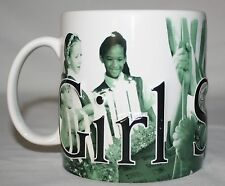 Girl Scouts Commemorative Mug Oversized Raised Lettering Since 1912 2006