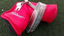 Titleist Scotty Cameron Studio Style Newport 303 Stainless 34 Inch Putter W/HC
