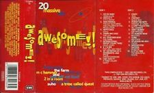 AUDIO CASSETTE - AWESOME - 20 MASSIVE HITS