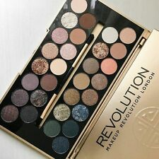 Makeup Revolution Fortune Favors the Brave Ultra 32 Eyeshadow Palette- free ship