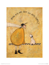 Sam Toft (How Did We Get So Old, Doris?) PPR44458 ART PRINT 30cm x 40cm