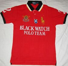 new mens Ralph Lauren Big Pony Polo Shirt Blackwatch   size  Large