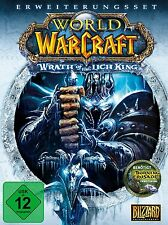 WoW - World of WarCraft - Wrath of the Lich King (PC) *** NEU & OVP in Folie ***