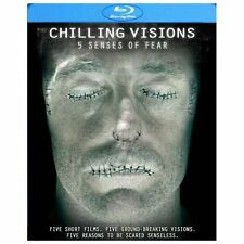 CHILLING VISIONS - 5 Senses of Fear BLU-RAY