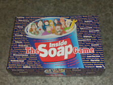 1990'S CHARACTER GAMES LTD THE INSIDE SOAP BOARD GAME SEALED PARTS UNPLAYED