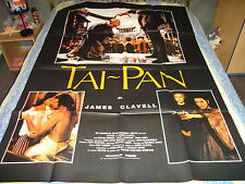 AFFICHE   JOAN CHEN / BROWN / CLAVELL / TAI-PAN