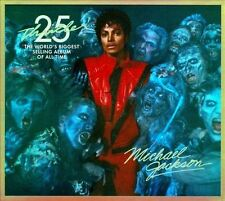 Michael Jackson 25th Anniversary of Thriller, Michael Jackson, New Original reco
