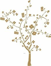 Cherry Blossom Tree Mini Mural Peel and Stick Appliques RMK1165GM