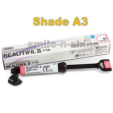 SHOFU Beautifil II 4.5g Dental Composite Fluoride Releasing Shade A3