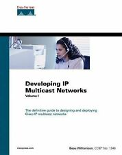 Developing IP Multicast Networks, Volume I (Networking Technology)