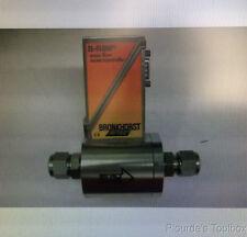 New Bronkhorst Mass Flow Meter/Control F-112AC-HGD-44-V