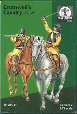 WATERLOO 1815 1:72 SOLDATINI CROMWELL'S CAVALRY E.C.W.  ART AP 033