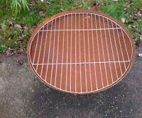 Grillrost,Gitterrost für Feuerschale Pflanzschale  60 cm rund ,Gartendeko