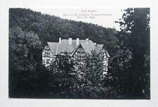 AK Bad Essen - Kurhaus Waldhotel ca. 1920 - Blick von Karlshöhe - Ansichtskarte
