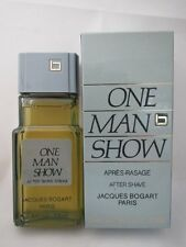 One Man Show By Jacques Bogart For Men Aftershave 2.5 oz 75ml