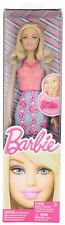 Lot 15814 | barbie beauty & fashion x9584 con barbie-ring en rosa mattel nuevo embalaje original