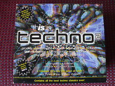 VA - This Is Techno, Vol. 2.Great 3 Disc Box Set.Discs Are In Ex.Condition