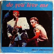 BRUCE SPRINGSTEEN DO YOU LOVE ME RARE 4LP LIVE