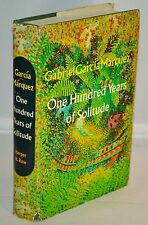 Gabriel Garcia Marquez - One Hundred Years Of Solitude - First Edition