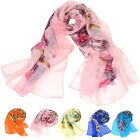 Fashion Womens Scarves Floral Long Neck Wrap Wrap Scarves Shawl Winter Scarf New