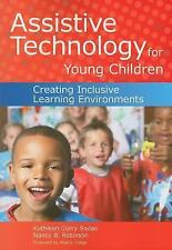 Assistive Technology for Young Children : Creating Inclusive Learning.by Kathlee