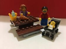 Brand NEW LEGO Creator 60134 Couples, Baby In Strollers, Picnic Table