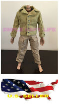 ❶1/6 clothing WW II US military uniforms man Jacket set for DRAGON Hot toys USA❶