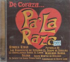 Kumbia Kings Patrulla 81 Selena Mariano Barba De Corazon Pa La Raza CD New