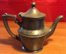 Vintage Meriden B Company Teapot From Historic Berwick Hotel Collectible