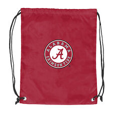 NEW! Alabama Crimson Tide Roll Football String Backpack Bag School Sports Sport