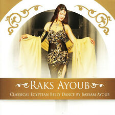 RAKS AYOUB Classical Egyptian Belly Dance Bassam Ayoub