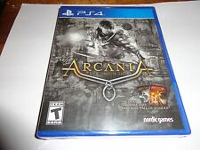 Arcania: The Complete Tale (Sony PlayStation 4, 2015) NEW PS4