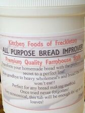KITCHEN FOODS 100g TUB FARMHOUSE BREAD FLOUR IMPROVER
