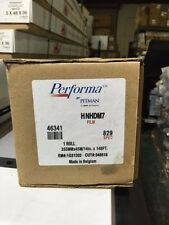 Performa by Agfa Pittman HNHDM7 imagesetter film 46341 spec 829 14 X 148 feet