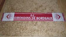 schal GIRONDINS BORDEAUX football scarv mega jumbo scarf ULTRAS FC oldschool vtg